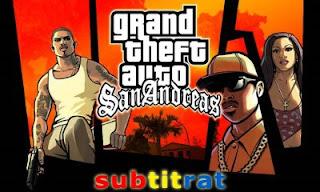 GTA San Andreas în limba Română