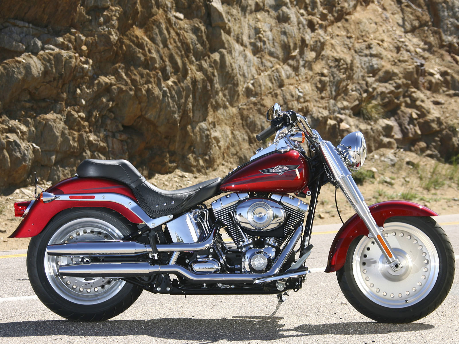 flstf softail fat boy 2008 harley davidson pictures. Black Bedroom Furniture Sets. Home Design Ideas