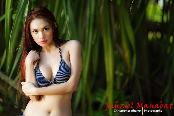 beautiful, exotic, exotic pinay beauties, filipina, hot, magazine, jahziel manabat, pinay, pretty, sexy, swimsuit
