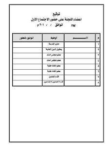 السجل التأديبي للطلاب المخالفين بعد تطبيق لائحة الإنضباط 12046643_67356400611