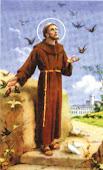 SANT FRANCESC D'ASÍS (3-7.1182/3-10-1226)