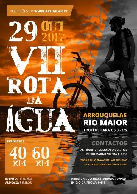 29OUT * ARROUQUELAS – RIO MAIOR