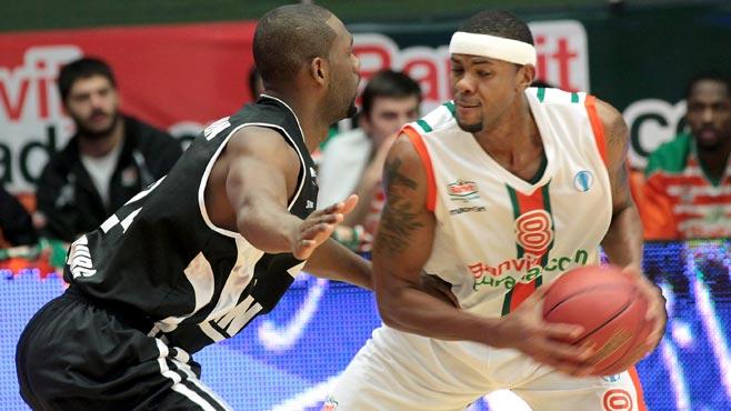 Oliver Baskets Banvit Bandirma pick