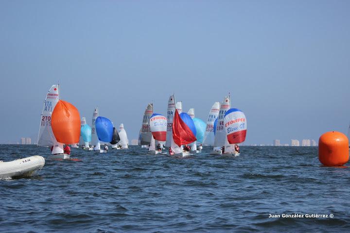 Galería Multimedia día 1 de regatas