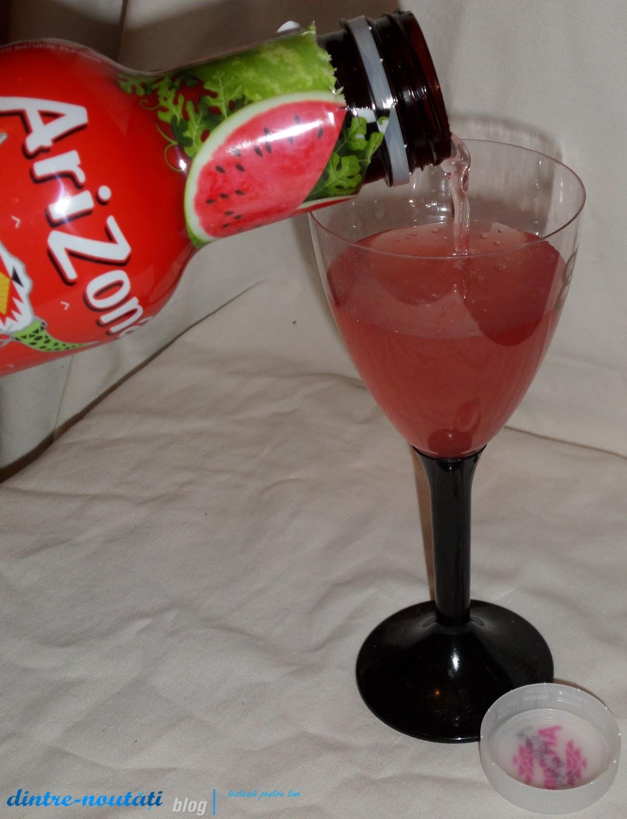 Pepene Roșu - Băutură răcoritoare necarbogazoasă cu conținut de fructe 10,1%