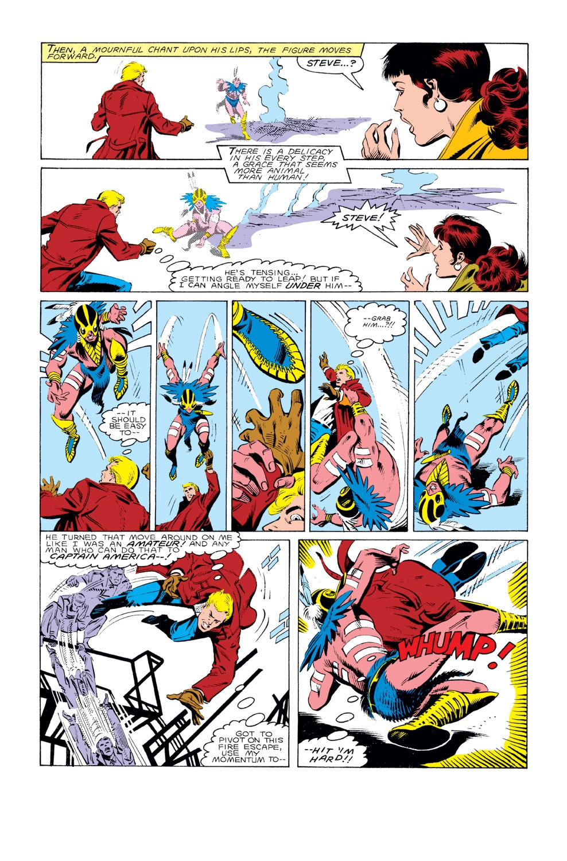 Captain America (1968) Issue #292 #208 - English 12