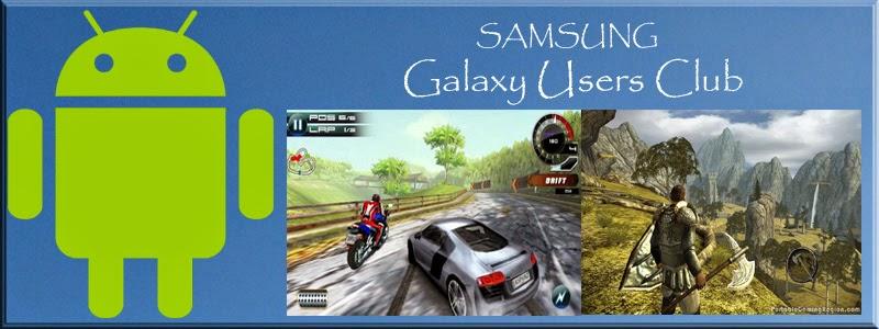 Samsung galaxy Club
