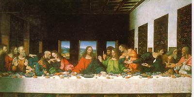 Притча: Христос и Иуда. Притча Леонардо да Винчи