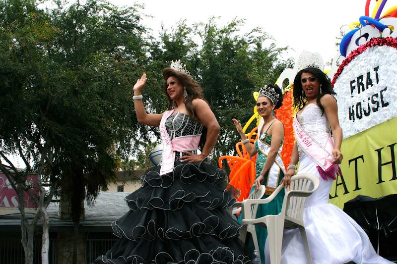 Frat House Drag WEHO Pride Parade