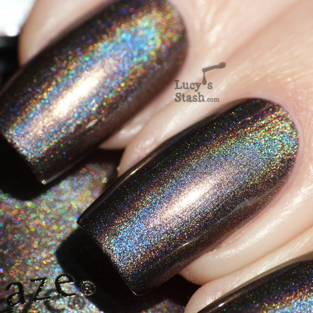 Lucy's Stash - China Glaze Galactic Gray