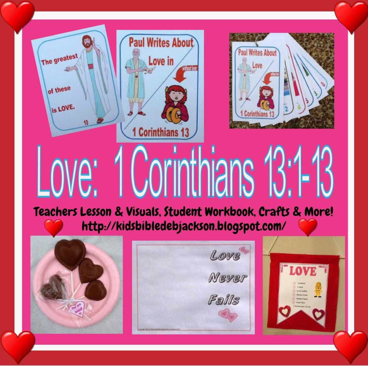 http://kidsbibledebjackson.blogspot.com/2013/05/34-love-in-1-corinthians-13.html