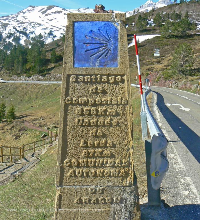Camino de Santiago - Somport.