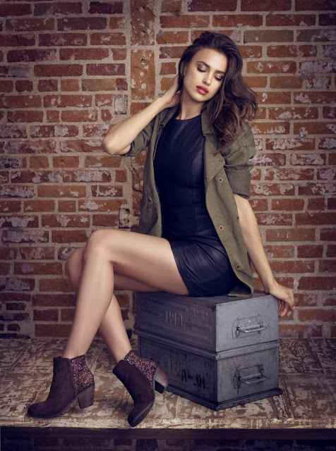 Irina Shayk for XTI FW 2014 Campaign (part 2)   fashion
