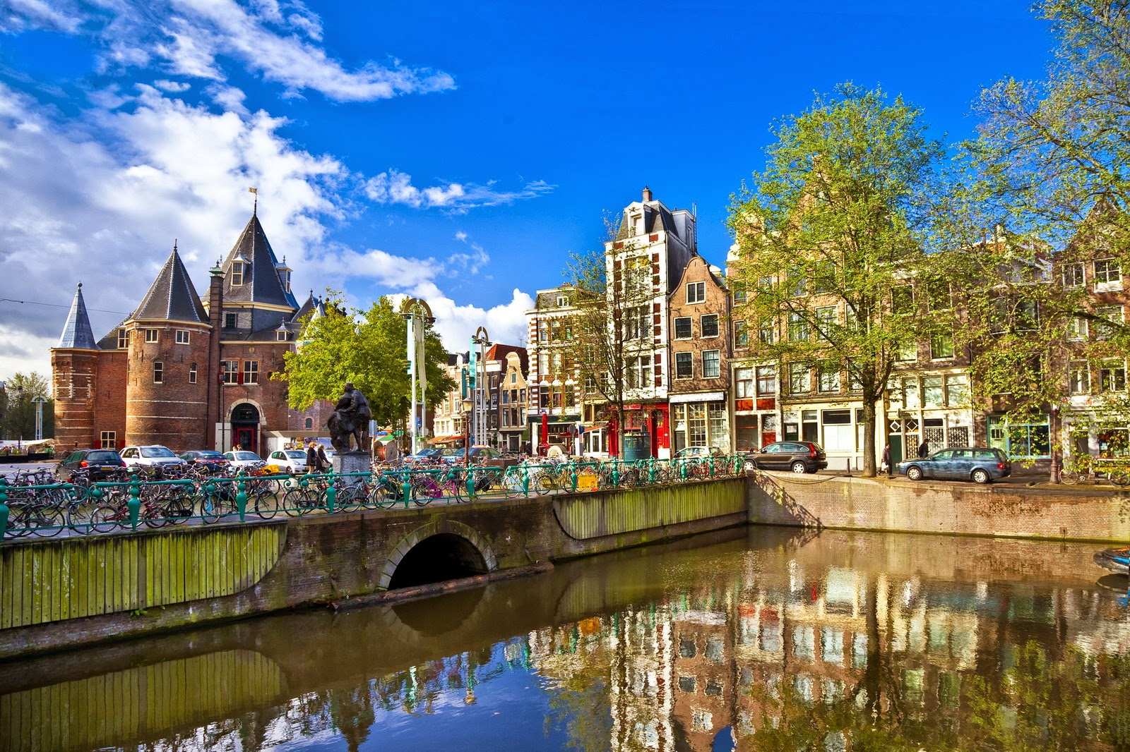 Alojarse en Amsterdam, Holanda