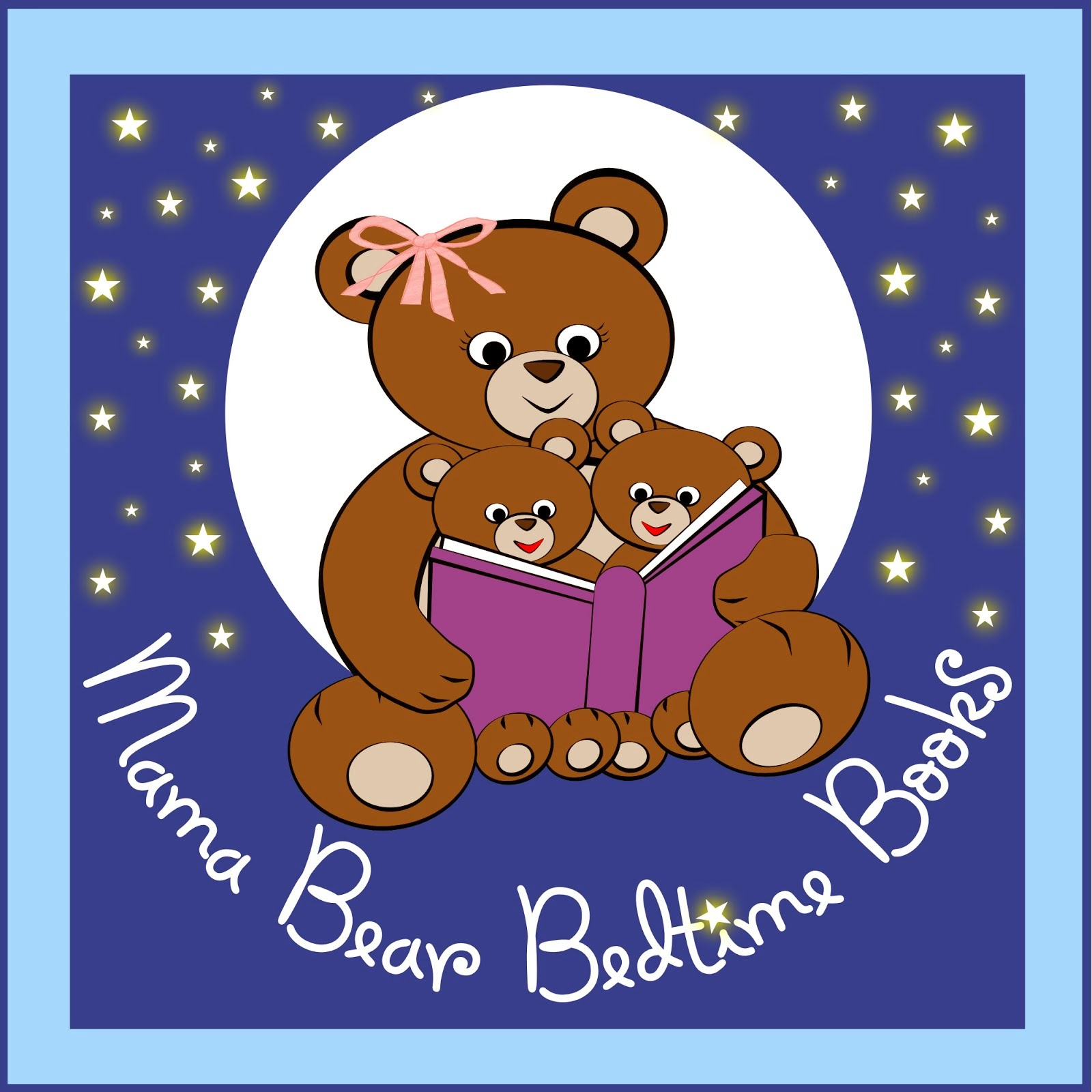 Mama Bear Bedtime Books