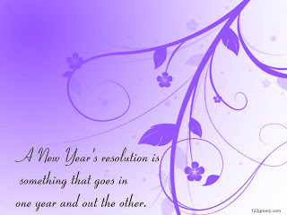 new years resolution quotation
