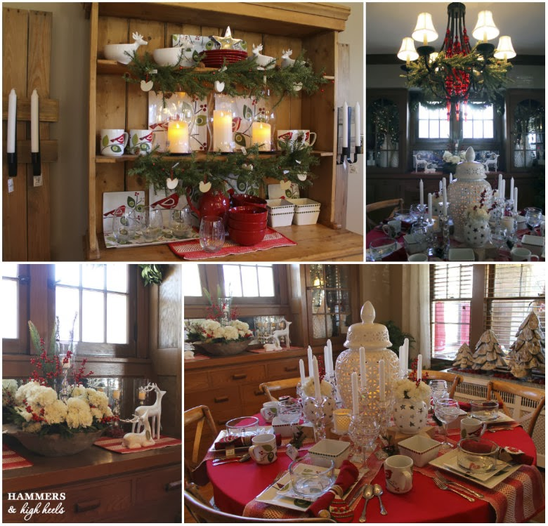 Hammers and High Heels: Holiday Decor Galore! A Look at Bachman's