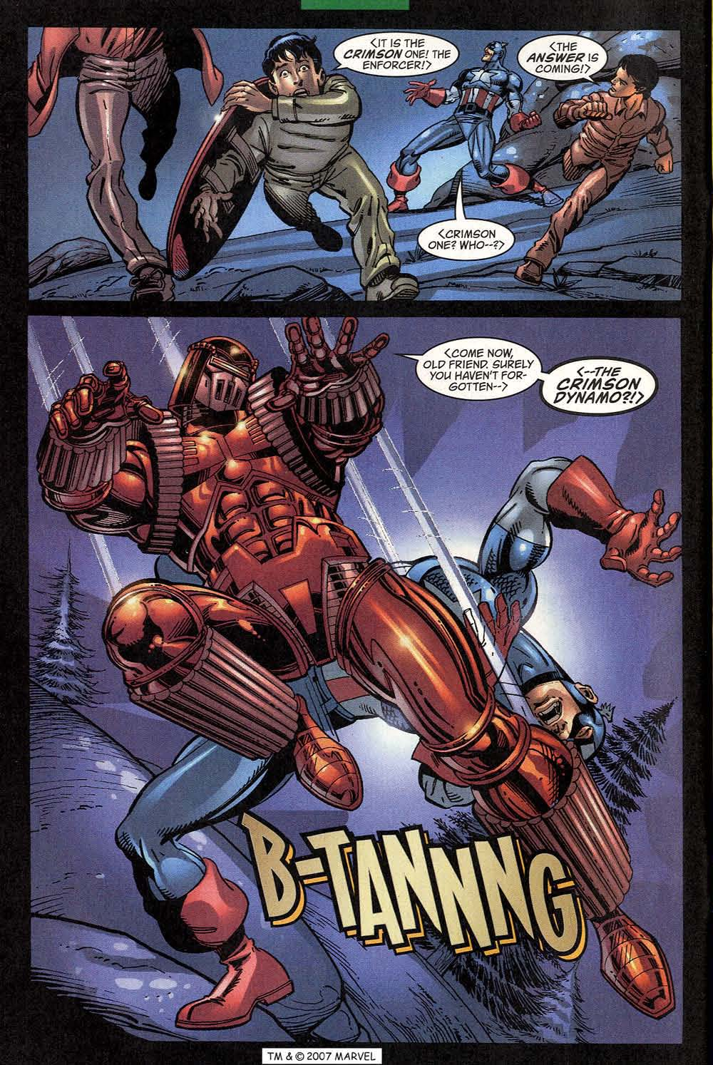 Captain America (1998) Issue #42 #49 - English 22