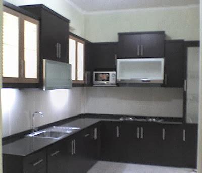 Gambar Model Dapur Kecil Minimalis