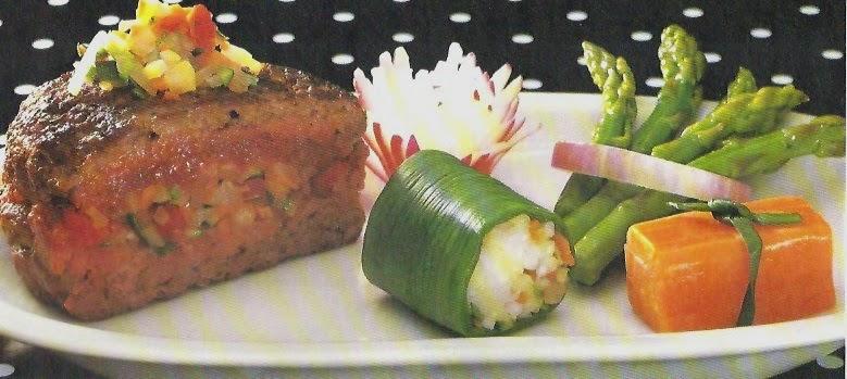 Hamburguesa rellena con verduras kanelamonje recetas de - Hamburguesa de verduras ...