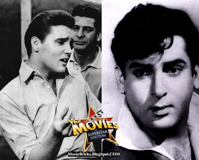 Shammi Kapoor, Elvis Presley