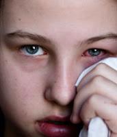 conjunctivita tratament, simptome