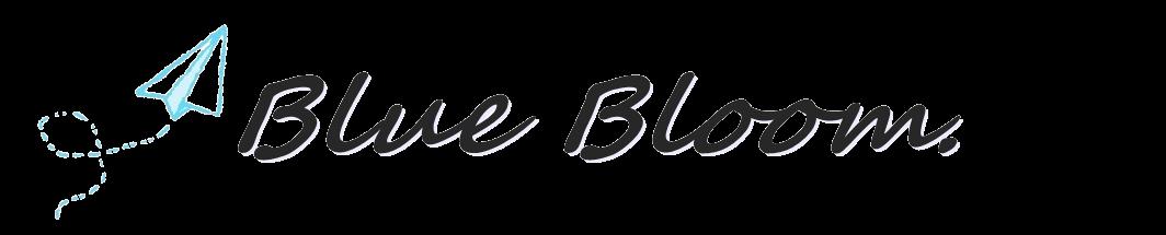 Blue Bloom