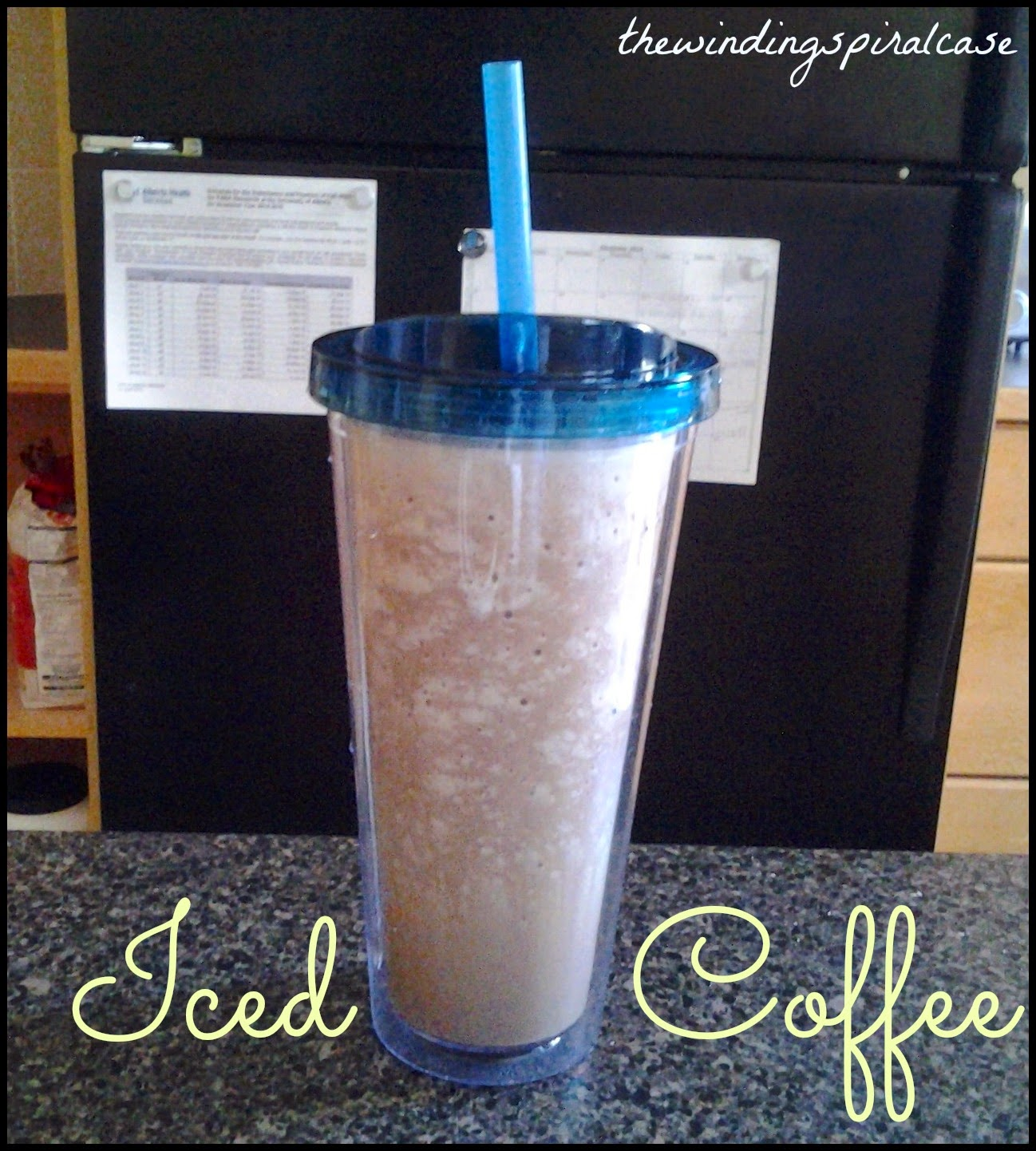 iced protein coffee recipe