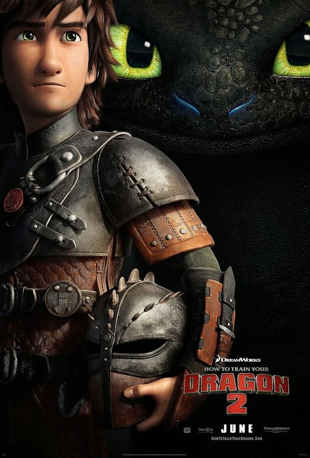 ตัวอย่างหนังใหม่ : How To Train Your Dragon 2 (อภินิหารไวกิ้งพิชิตมังกร 2) (ตัวอย่างที่ 2) ซับไทยposter