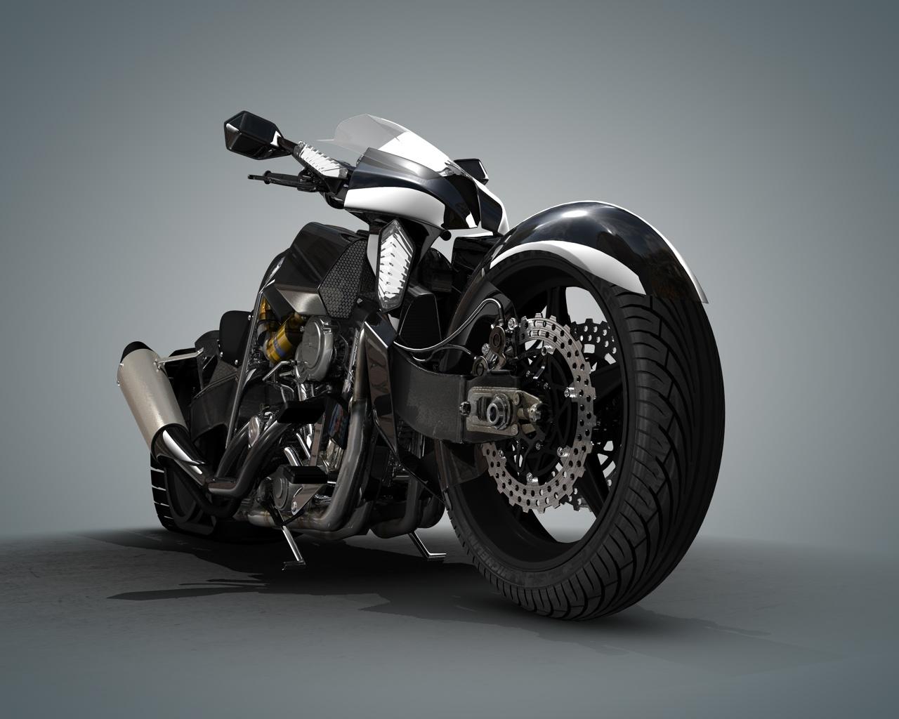 Мотоцикл Yamaha VMX V-Max 17 2011 Цена, Фото