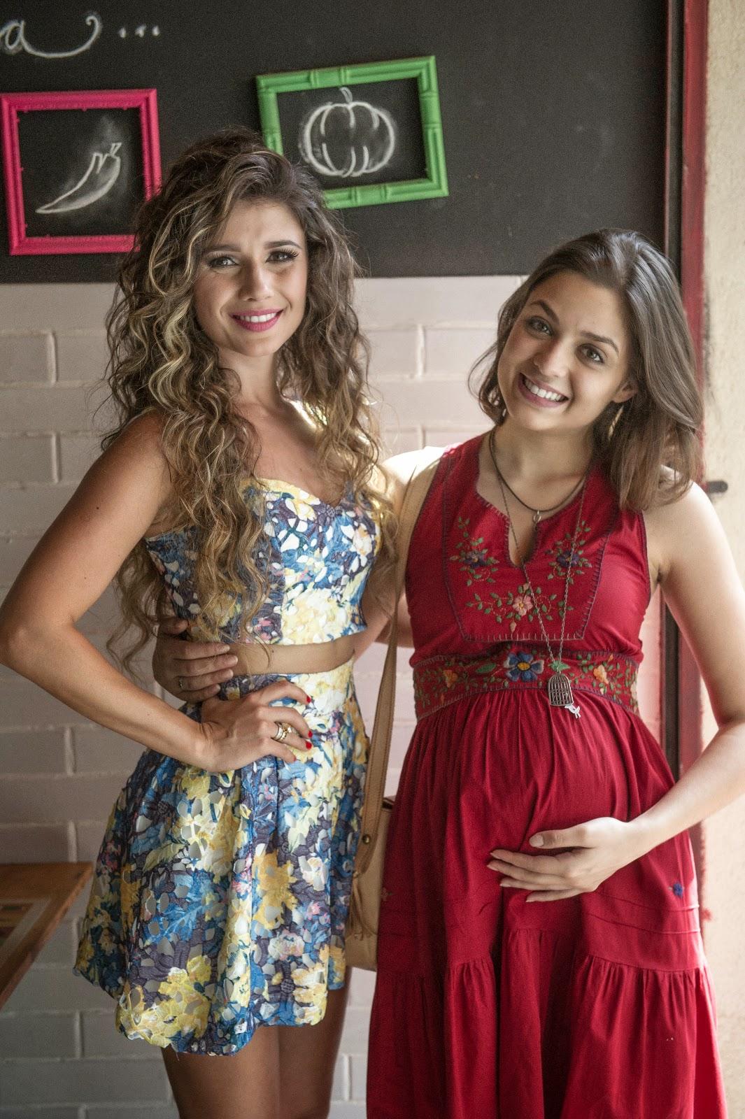Paula Fernandes fará uma surpresa para a personagem Mari Crédito: Globo/Renato Rocha Miranda
