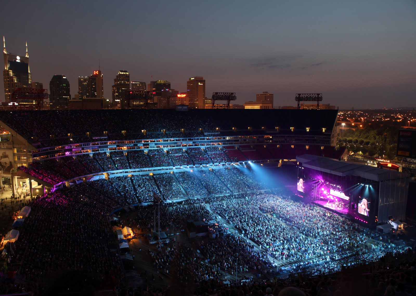 LP Field CMA Music Festival