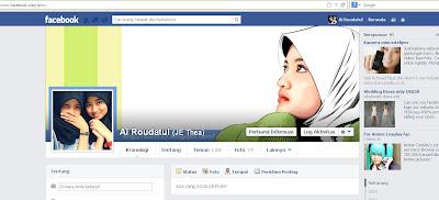 cover facebook unik
