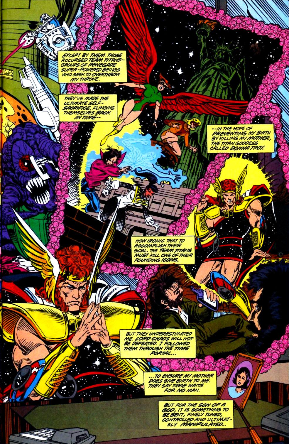 Deathstroke (1991) Issue #14 #19 - English 17