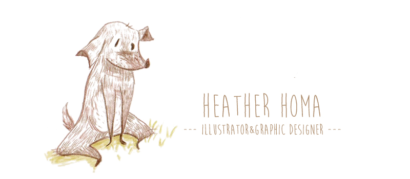 Heather Homa's Art