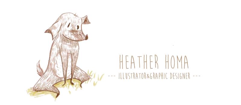 Heather Homa's Art