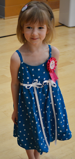 Birthday Bubble Dress by Cicely Ingleside