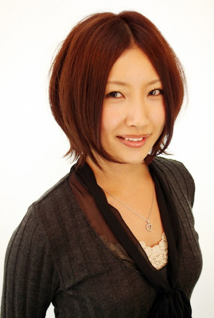 hairstyles short asian