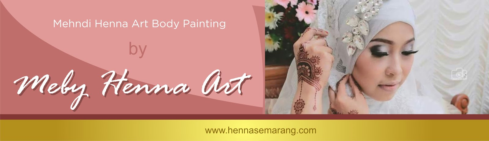 Henna Art Body Painting For Wedding