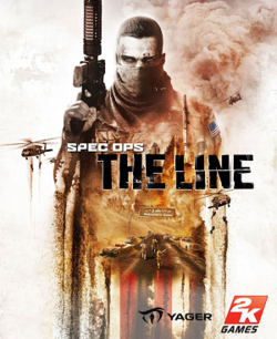 Spec Ops: The Line box art