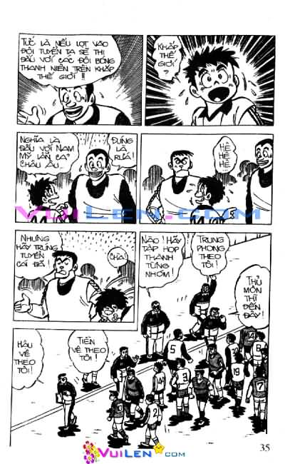 Jindodinho - Đường Dẫn Đến Khung Thành III  Tập 13 page 35 Congtruyen24h
