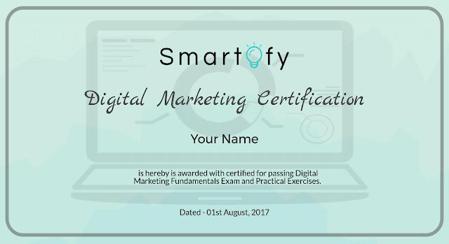 Smartofy\'s DMCA Certification 1