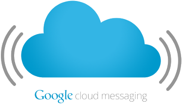 Google Cloud Messaging logo