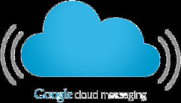 Google Cloud Messaging logo