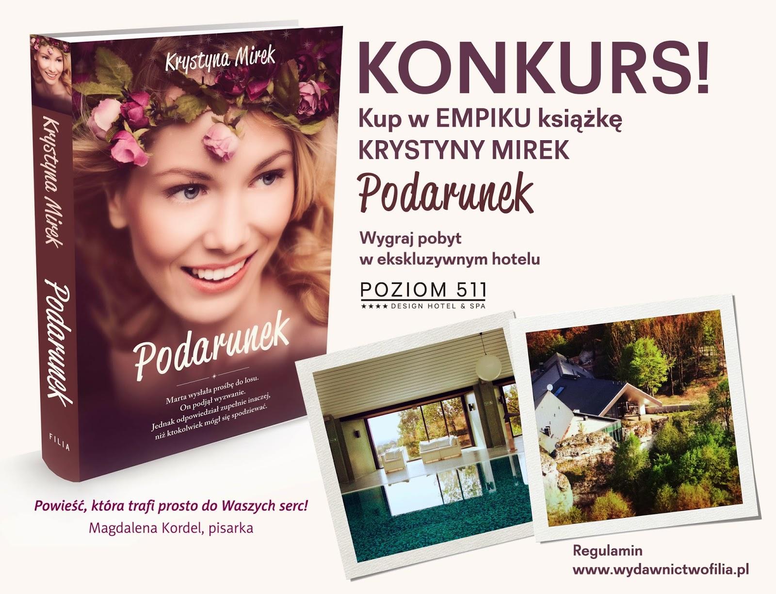 http://asymaka.blogspot.com/2014/11/konkurs-podarunek-krystyna-mirek.html
