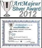 "PREMIO ""ArtMajeur Silver Award 2012"""