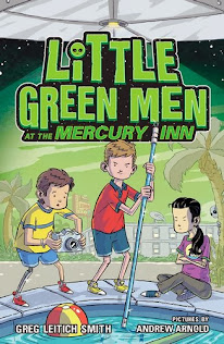 LITTLE GREEN MEN AT THE MERCURY INN