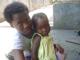 2 Mädchen konnten wegen der finanziellen Unterstützung bereits im Waisenhaus aufgenommen werden.