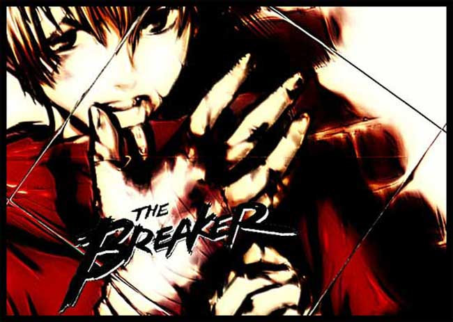 The Breaker New Waves Manga Tomos Español Descargar
