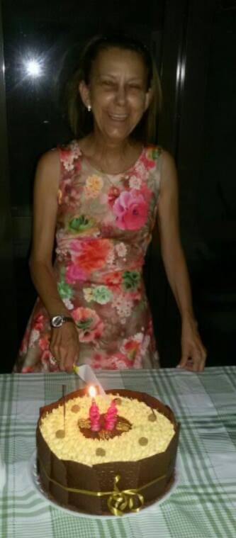 Maria Rita Taveira Camargo (Tia e Madrinha)